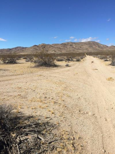 Lucerne Valley Residential Lots & Land For Sale: Chuckawalla Road