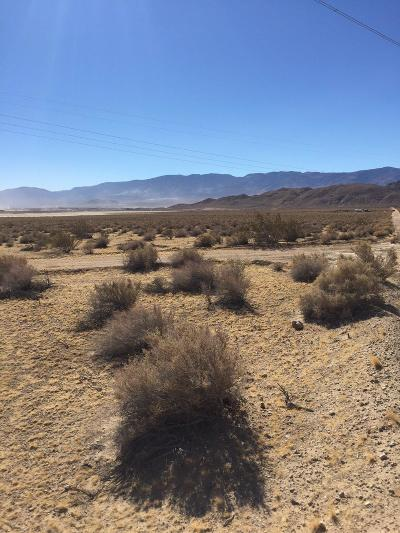 Lucerne Valley Residential Lots & Land For Sale: Venada Road