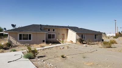 Phelan CA Single Family Home For Sale: $199,500