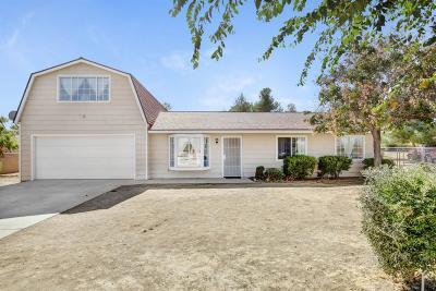 Hesperia Single Family Home For Sale: 17761 Yucca Street
