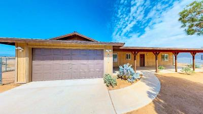 Apple Valley Single Family Home For Sale: 10532 Jamul Road