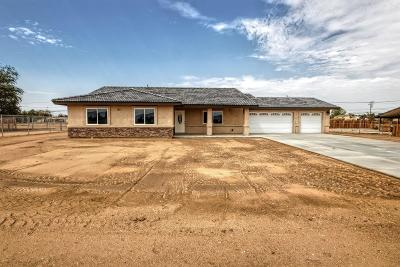 Apple Valley Single Family Home For Sale: 21073 Hwy 18 Highway