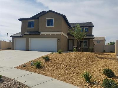 Hesperia Single Family Home For Sale: 13708 Polk Court