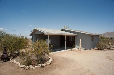Apple Valley Single Family Home For Sale: 25152 Old Mine Road