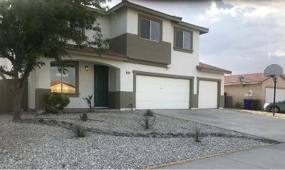 Adelanto Single Family Home For Sale: 15074 Flower Street