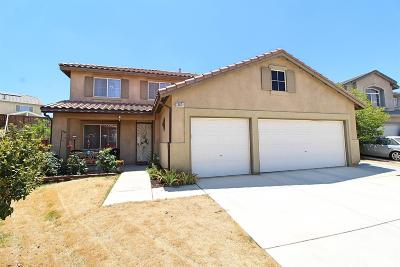 Victorville Single Family Home For Sale: 13621 Gold Stone Place