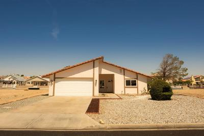 Helendale Single Family Home For Sale: 26414 Buccaneer Lane