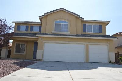 Victorville Single Family Home For Sale: 14941 Stone Drive