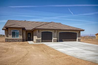 Hesperia Single Family Home For Sale: 14194 Tioga Street