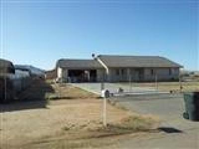 Apple Valley Single Family Home For Sale: 21307 Bear Valley Road