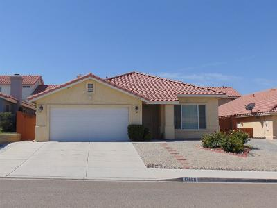 Victorville Single Family Home For Sale: 17569 Fisher Street