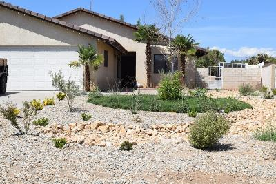 Hesperia Single Family Home For Sale: 7100 El Cajon Drive