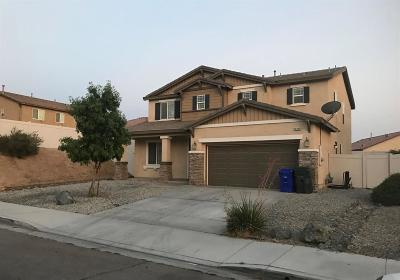 Victorville Single Family Home For Sale: 14395 Chumash Place