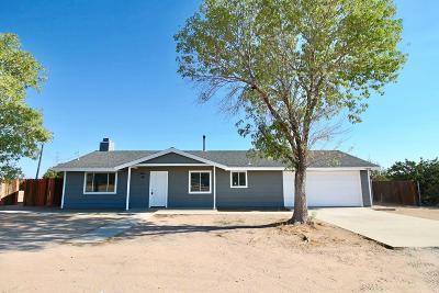 Hesperia Single Family Home For Sale: 7505 Maple Avenue