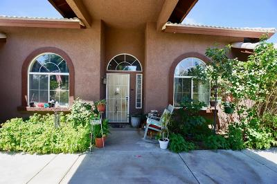 Pinon Hills Single Family Home For Sale: 11424 Ponderosa Road