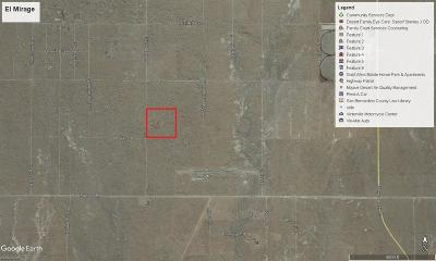 El Mirage Residential Lots & Land For Sale: 17445 17445 Silver Rock Road
