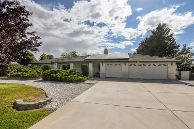 Hesperia Single Family Home For Sale: 7556 Glider Avenue