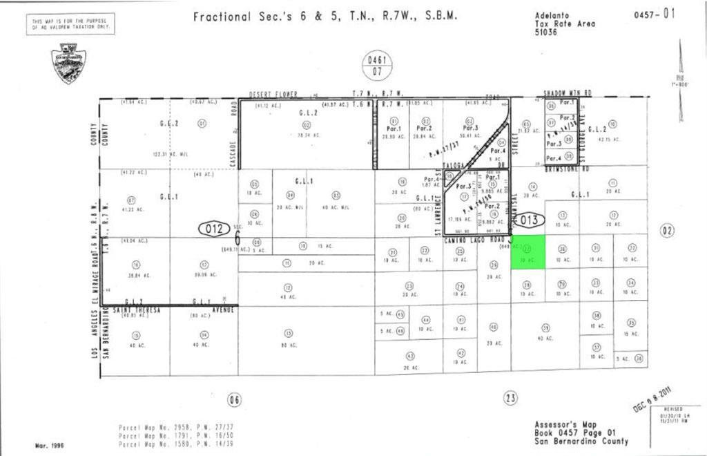 10 acres in El Mirage for $11,900 on rancho cucamonga map, canyon crest map, downtown l.a. map, moreno valley map, banning map, desert cities map, south coast metro map, fontana map, sacramento map, mission gorge map, bernardino county map, ventura county map, santa clara map, riverside map, palm springs map, downieville map, mt. san antonio map, sonoma co map, brigham city map, imperial valley map,