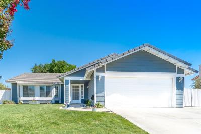 Hesperia Single Family Home For Sale: 15028 Farmington St Street