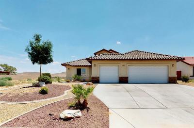 Helendale Single Family Home For Sale: 26777 Corona Drive