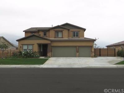 San Bernardino Single Family Home For Sale: 5391 N Valles Drive