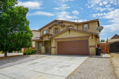 Victorville Single Family Home For Sale: 13853 Colorado Lane