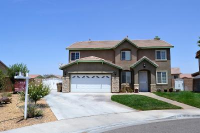 Hesperia Single Family Home For Sale: 13154 San Dimas Street