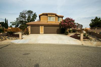 Victorville Single Family Home For Sale: 13010 Canta Loma Lane