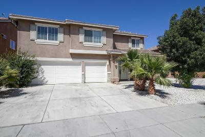 Hesperia Single Family Home For Sale: 9246 Begonia Avenue