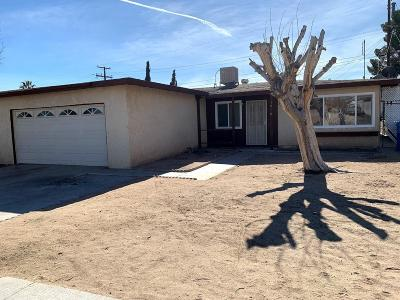 Barstow Single Family Home For Sale: 1312 Kelly Drive