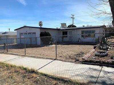 Barstow Single Family Home For Sale: 1316 Kelly Drive