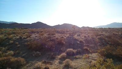 Lucerne Valley Residential Lots & Land For Sale: Crystal Creek Road