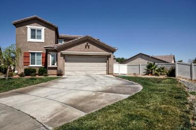 Adelanto Single Family Home For Sale: 11826 Branch Court