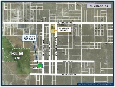 El Mirage Residential Lots & Land For Sale: St George Avenue