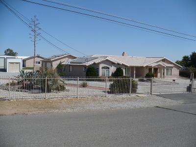 Hesperia Single Family Home For Sale: 17842 Cherry Street
