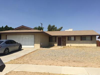 Adelanto Single Family Home For Sale: 18156 Lilac Road