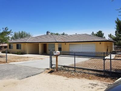 Phelan CA Single Family Home For Sale: $315,900