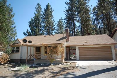 Wrightwood Single Family Home For Sale: 1937 State Highway 2