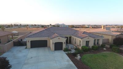 Apple Valley Single Family Home For Sale: 19204 Monterey Street