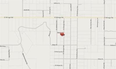 El Mirage CA Residential Lots & Land For Sale: $9,500