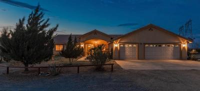 Pinon Hills Single Family Home For Sale: 1870 Olivera Road