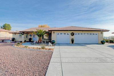 Apple Valley Single Family Home For Sale: 16045 Chiwi Road