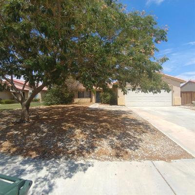 Adelanto Single Family Home For Sale: 10830 Almond Street