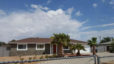 Apple Valley Single Family Home For Sale: 12699 Tesuque Road
