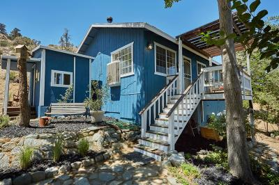 Pinon Hills Single Family Home For Sale: 7838 Tweed Lane