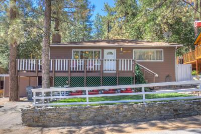 Wrightwood Single Family Home For Sale: 1649 Linnet Road