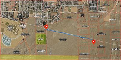 Barstow Residential Lots & Land For Sale: South Rimrock Road
