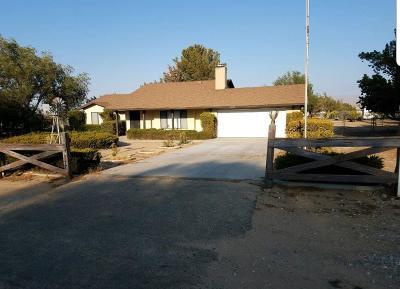 Hesperia Single Family Home For Sale: 9303 8th Avenue