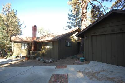 Wrightwood Single Family Home For Sale: 5565 Juniper Drive