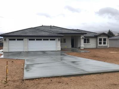 Hesperia Single Family Home For Sale: 15501 Mesquite Street